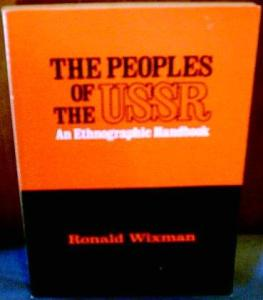 The peoples of the USSR: an ethnographic handbook