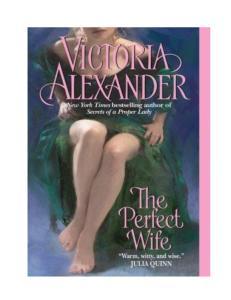 The Perfect Wife (Harrington Family, Book 1)