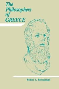 The philosophers of Greece