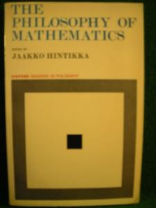 The Philosophy of Mathematics (Readings in Philosophy)