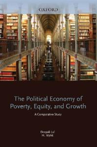 The political economy of poverty, equity, and growth