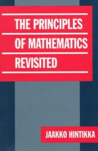 The Principles of Mathematics Revisited
