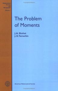 The problem of moments