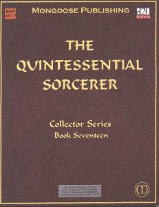 The Quintessential Sorcerer (Dungeons & Dragons d20 Fantasy Roleplaying)