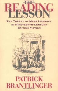 The Reading Lesson: The Threat of Mass Literacy in Nineteenth-Century British Fiction