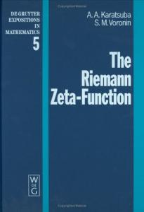 The Riemann Zeta-Function (De Gruyter Expositions in Mathematics)