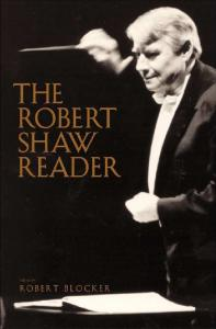 The Robert Shaw Reader