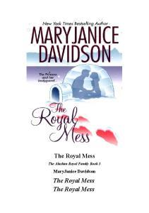 The Royal Mess