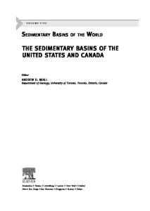 The Sedimentary Basins of the United States and Canada, Volume 5 (Sedimentary Basins of the World)