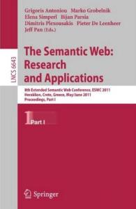 The Semantic Web: Research and Applications - ESWC 2011, Part I