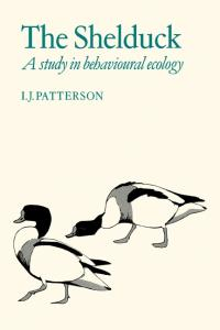 The Shelduck: A Study in Behavioural Ecology