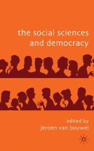 The Social Sciences and Democracy