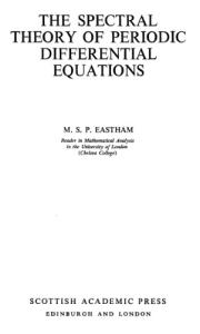 The Spectral Theory of Periodic Differential Equations