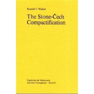 The Stone-Čech compactification
