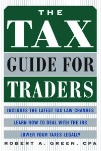 The Tax Guide for Traders