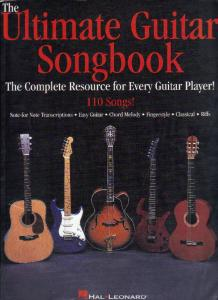 The Ultimate Guitar Songbook Second Edition