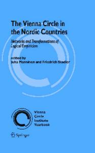 The Vienna Circle in the Nordic Countries.: Networks and Transformations of Logical Empiricism (Vienna Circle Institute Yearbook, 14)