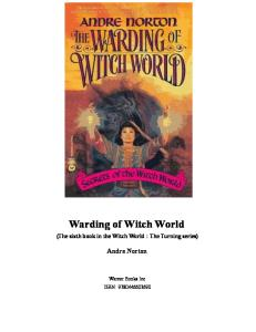 The Warding of Witch World (Secrets of the Witch World)