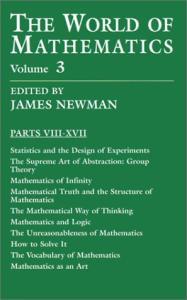 The World of Mathematics, Volume 3