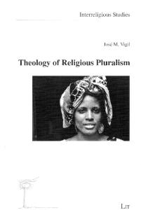 Theology of religious pluralism