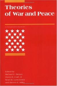 Theories of War and Peace