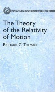Theory of relativity of motion