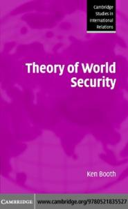 Theory of World Security (Cambridge Studies in International Relations)