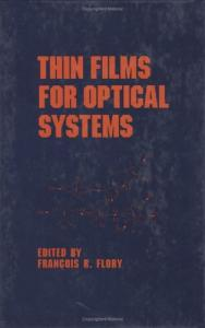 Thin films for optical systems