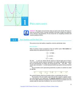Thomas' Calculus, 11th Edition