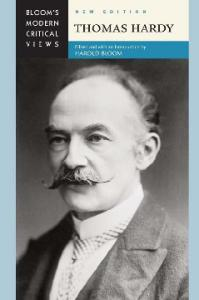 Thomas Hardy (Bloom's Modern Critical Views), New Edition