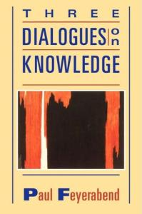 Three Dialogues on Knowledge
