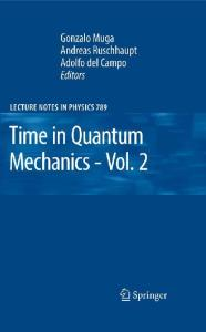 Time in Quantum Mechanics,