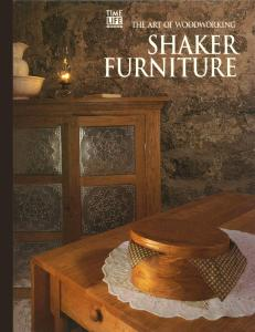 Time-Life Art of Woodworking Series 13, Shaker Furniture