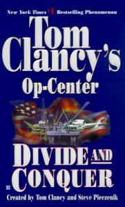 Tom Clancy's Op-Center 07 Divide and Conquer