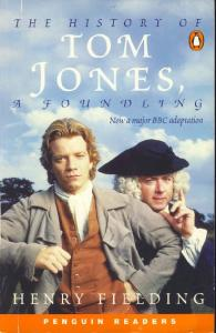 Tom Jones (Penguin Readers, Level 6)