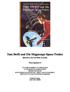 Tom Swift and His Megascope Space Prober (Book 20 in the Tom Swift Jr series)