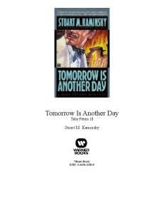 Tomorrow Is Another Day (A Toby Peters mystery)