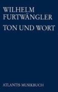 Ton und Wort. Aufsatze und Vortrage 1918 bis 1954