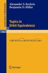 Topics in Orbit Equivalence