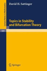 Topics in Stability and Bifurcation Theory