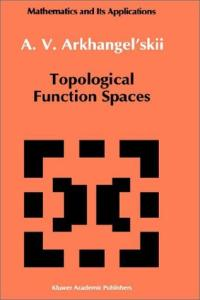 Topological function spaces