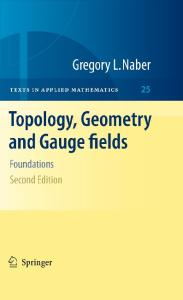 Topology, Geometry and Gauge fields: Foundations Second Edition (Texts in Applied Mathematics, 25)