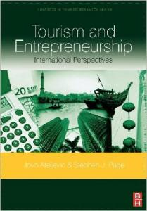 Tourism and Entrepreneurship: International Perspectives (Advances in Tourism Research)