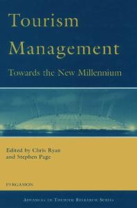 Tourism Management (Advances in Tourism Research)