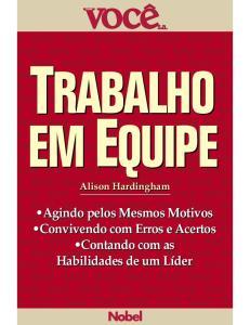 Trabalho em Equipe  Portuguese
