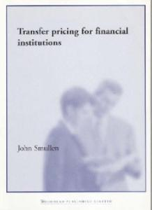 Transfer Pricing for Financial Institutions