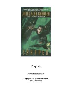 Trapped (League of Peoples, 6)