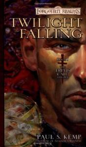 Twilight Falling: The Erevis Cale Trilogy, Book 1 (Forgotten Realms)