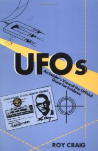 Ufos: An Insider's View of the Official Quest for Evidence