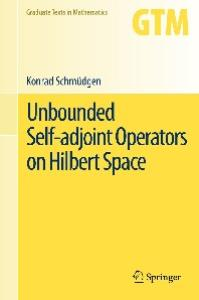 Unbounded Self-adjoint Operators on Hilbert Space